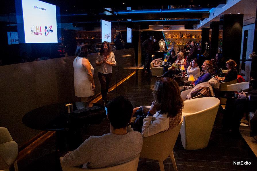 Conferencia: Cómo tener éxito con un Blog y ganar dinero. 4