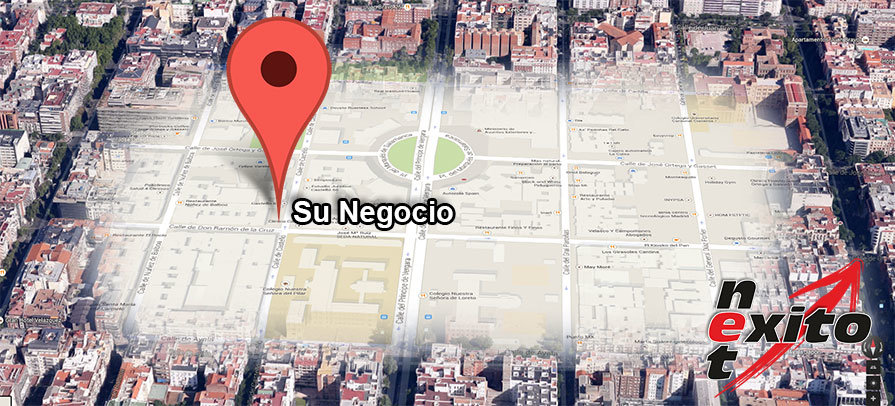 Google Maps - NetExito
