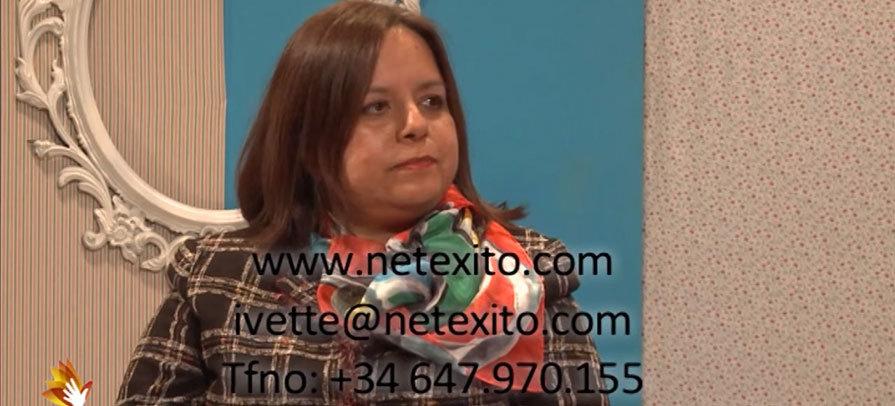 Ivette Gonzáles entrevistada en SolidariaTV - NetExito
