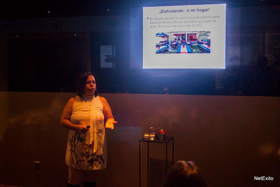 Conferencia: Cómo tener éxito con un Blog y ganar dinero. 3